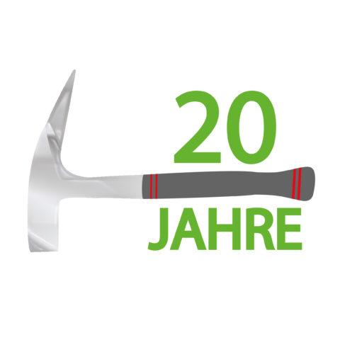 Emblem 20Jahre